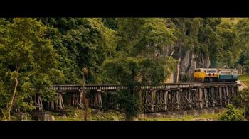 The Railway Man - 80 commercial airings