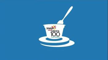 Yoplait 100 Calorie Strawberry Greek Yogurt TV Spot, 'Taste-Off' - Thumbnail 2