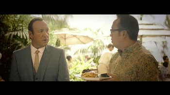 E*TRADE TV Spot, 'Talent Scout: Buffet' Featuring Kevin Spacey