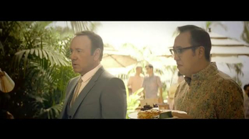 E*TRADE TV Spot, 'Talent Scout: Buffet' Featuring Kevin Spacey - Thumbnail 8