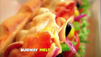Subway TV Spot, 'Ode to Subway Melt' - Thumbnail 6