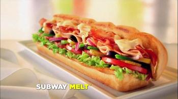 Subway TV Spot, 'Ode to Subway Melt' - Thumbnail 7
