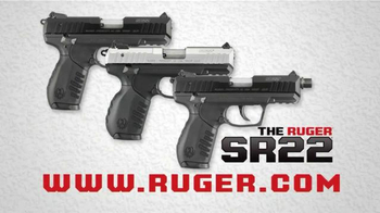 Ruger SR22 TV Spot - Thumbnail 9