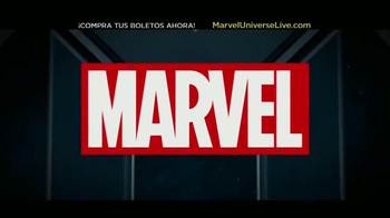 Marvel Universe Live TV Spot [Spanish] - Thumbnail 1