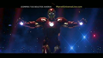 Marvel Universe Live TV Spot [Spanish] - Thumbnail 2