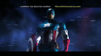 Marvel Universe Live TV Spot [Spanish] - Thumbnail 3