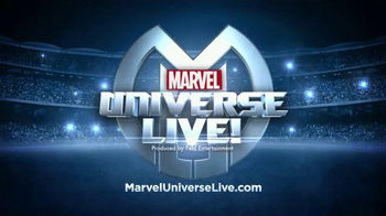 Marvel Universe Live TV Spot [Spanish] - Thumbnail 7