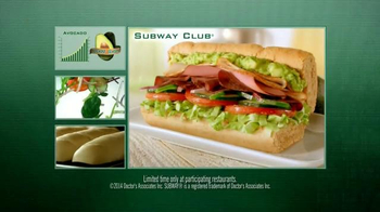 Subway TV Spot, 'Avocado Season' Featuring Russell Westbrook, Mike Trout - Thumbnail 8