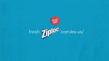 Ziploc Fresh 180 TV Spot [Spanish] - Thumbnail 10