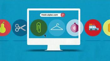 Ziploc Fresh 180 TV Spot [Spanish] - Thumbnail 8