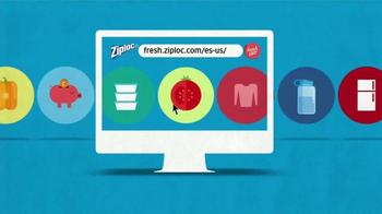 Ziploc Fresh 180 TV Spot [Spanish] - Thumbnail 9