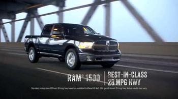 2014 Ram 1500 Trucks TV Spot, 'Crushes Numbers' - Thumbnail 5
