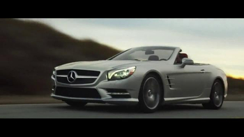 2014 Mercedes-Benz SL TV Spot, 'Driving Through the Years' - 26 commercial airings