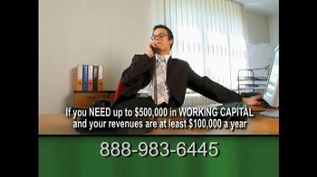 National Funding Group TV Spot, 'Small Business Funding' - Thumbnail 9