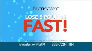 Nutrisystem Fast 5 TV Spot Featuring Melissa Joan Hart - Thumbnail 1