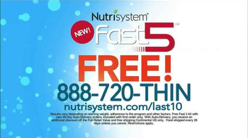 Nutrisystem Fast 5 TV Spot Featuring Melissa Joan Hart - Thumbnail 10