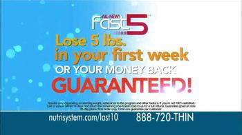 Nutrisystem Fast 5 TV Spot Featuring Melissa Joan Hart - Thumbnail 4