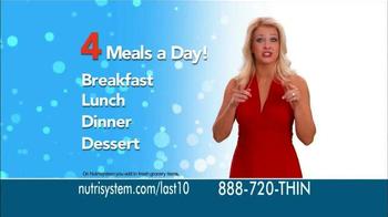 Nutrisystem Fast 5 TV Spot Featuring Melissa Joan Hart - Thumbnail 5