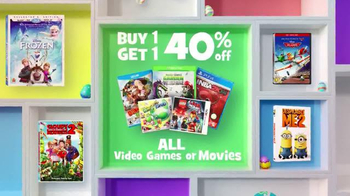 Toys R Us Easter Weekend Sale TV Spot