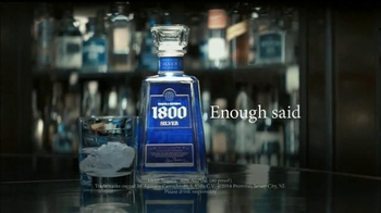 1800 Tequila TV Spot, 'Men of Discovery'