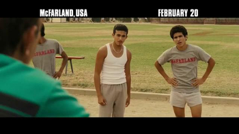 McFarland, USA - Alternate Trailer 1