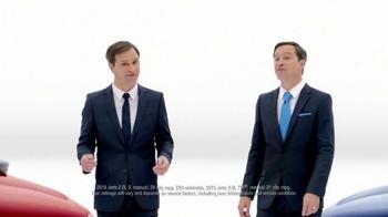 2015 Volkswagen Jetta TV Spot, 'Both Fun to Drive' - Thumbnail 3