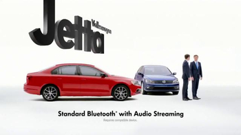 2015 Volkswagen Jetta TV Spot, 'Both Fun to Drive' - Thumbnail 5