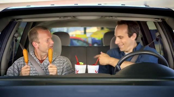 Sonic Drive-In Corn Dogs TV Spot, 'Best Friend' - 741 commercial airings