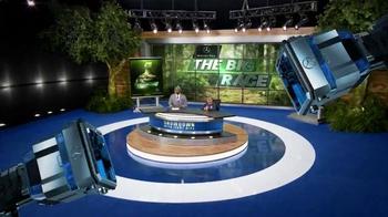 Mercedes-Benz Super Bowl 2015 Teaser TV Spot, 'Big Race Andrew Hunt' - Thumbnail 1