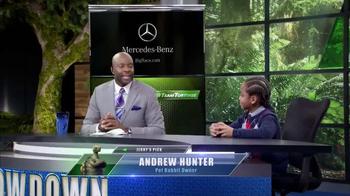Mercedes-Benz Super Bowl 2015 Teaser TV Spot, 'Big Race Andrew Hunt' - Thumbnail 4