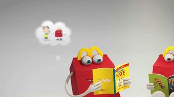 McDonald's Harper Collins TV Spot, 'Feed Your Imagination' - Thumbnail 2