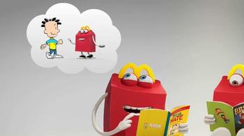 McDonald's Harper Collins TV Spot, 'Feed Your Imagination' - Thumbnail 3