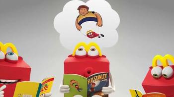 McDonald's Harper Collins TV Spot, 'Feed Your Imagination' - Thumbnail 4