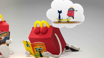 McDonald's Harper Collins TV Spot, 'Feed Your Imagination' - Thumbnail 5