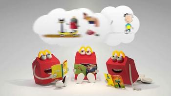 McDonald's Harper Collins TV Spot, 'Feed Your Imagination' - Thumbnail 6