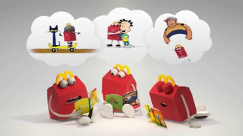 McDonald's Harper Collins TV Spot, 'Feed Your Imagination' - Thumbnail 7