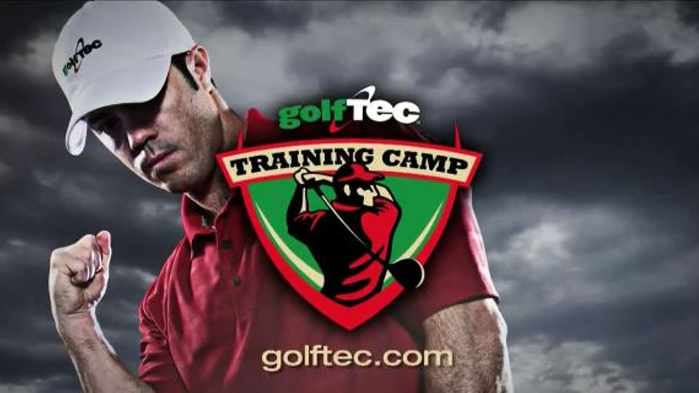 GolfTEC Training Camp TV Commercial, 'Private Lessons and More'