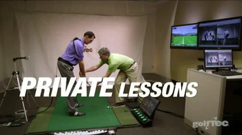 GolfTEC Training Camp TV Spot, 'Private Lessons and More' - Thumbnail 4
