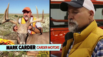 Carder Motors TV Spot, 'Wide Variety of Vehicles' - Thumbnail 1