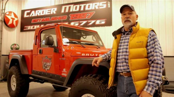 Carder Motors TV Spot, 'Wide Variety of Vehicles' - Thumbnail 7