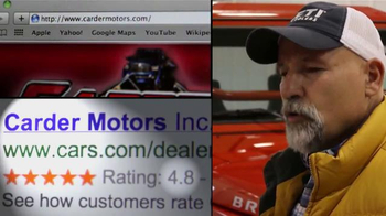Carder Motors TV Spot, 'Wide Variety of Vehicles' - Thumbnail 8