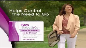 Fem Selectives Bladder Guard TV Spot, 'Bladder Control' - Thumbnail 4
