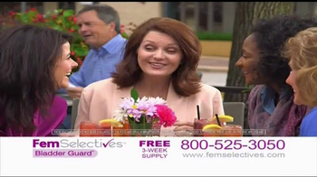 Fem Selectives Bladder Guard TV Spot, 'Bladder Control' - Thumbnail 7