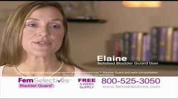 Fem Selectives Bladder Guard TV Spot, 'Bladder Control' - Thumbnail 8