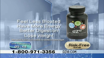 DZ10 TV Spot, 'Have More Energy' - Thumbnail 10