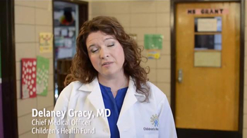 Children's Health Fund TV Spot, 'Healthy & Ready to Learn' - Thumbnail 5