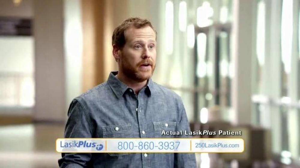 LasikPlus TV Commercial End The Frustration