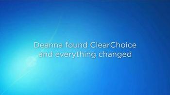 ClearChoice TV Spot, 'Stop Hiding' - Thumbnail 3