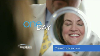 ClearChoice TV Spot, 'Stop Hiding' - Thumbnail 6