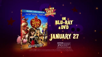 Book of Life Blu-ray and DVD TV Spot - Thumbnail 7